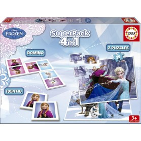 SUPERPACK 4EN1 FROZEN