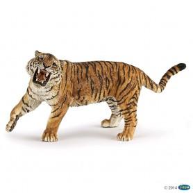 FIGURA TIGRE RUGIENTE ( PAPO ) 50152
