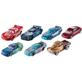 COCHES PERSONAJES CARS 3