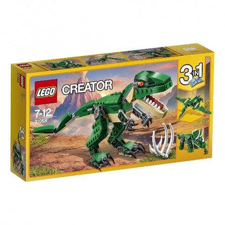 GRANDES DINOSAURIOS 31058 LEGO CREATOR