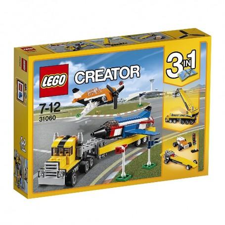ASES DEL AIRE 31060 LEGO CREATOR