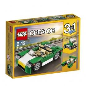 DESCAPOTABLE VERDE 31056 LEGO CREATOR