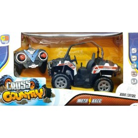COCHE RADIO CONTROL 1:10 CROSS COUNTRY