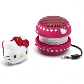 MP3 2GB + ALTAVOZ HELLO KITTY