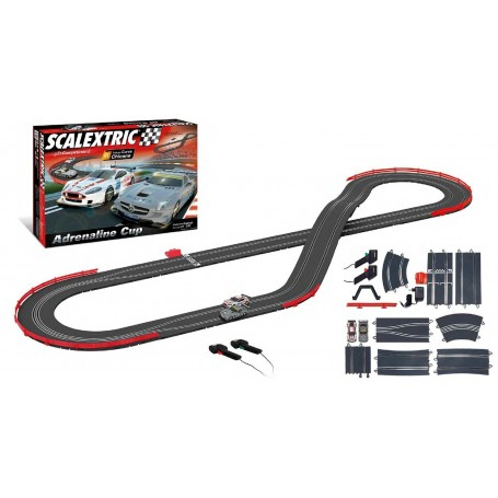 SCALEXTRIC CIRCUITO C3 ADRENALINE CUP