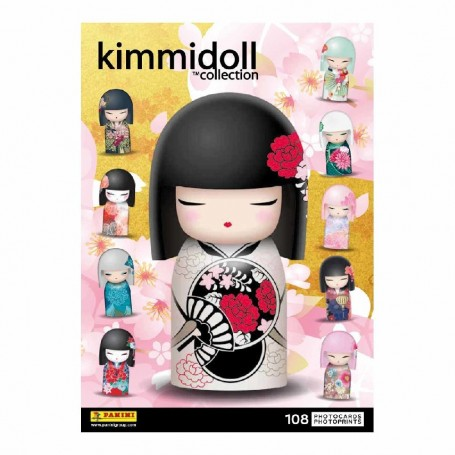 ARCHIVADOR FOTOCARDS KIMMIDOLL