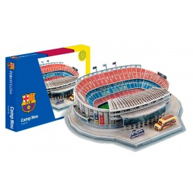 ESTADIO CAMP NOU PUZZLE 3D