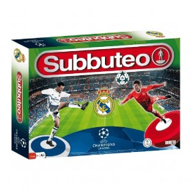 SUBBUTEO PLAYSET REAL MADRID 2018
