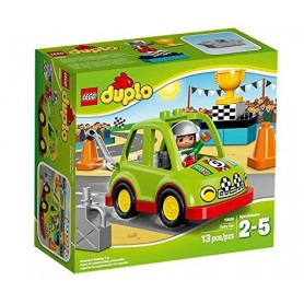 EL COCHE DE RALLY LEGO 10589