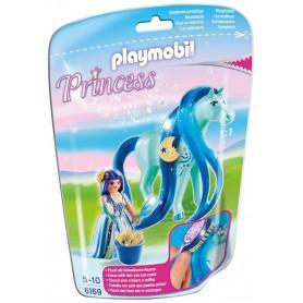 PRINCESA LUNA CON CABALLO PLAYMOBIL 6169