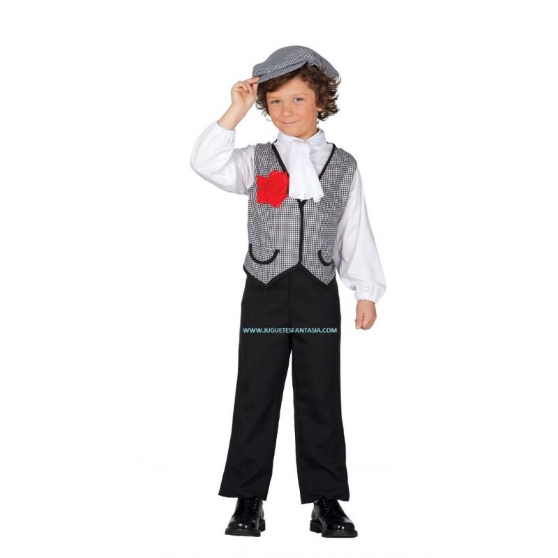 Chulapo Madrileño 6 Años Disfraz 5 QdWCoEeBrx