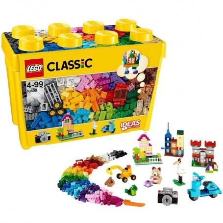 Caja de Ladrillos Creativos Grande LEGO® LEGO 10698