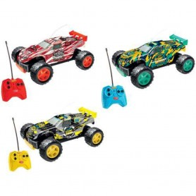 COCHE R/C HOT WHEELS ROCK MONSTER ESCALA 1:24 (surtido: modelos aleatorios)