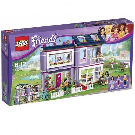 LA CASA DE EMMA LEGO 41095