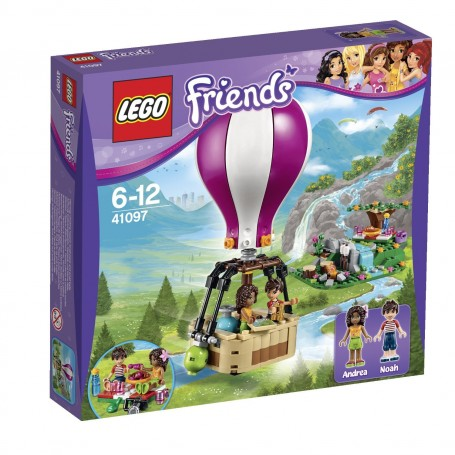 EL GLOBO DE HEARTLAKE LEGO FRIENDS 41097