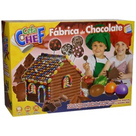 CEFA CHEF - FABRICA DE CHOCOLATE