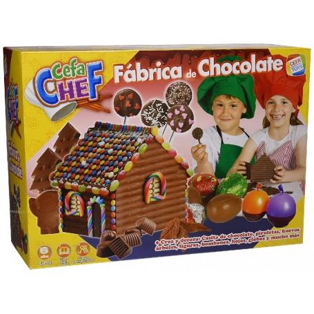 CEFA CHEF - FABRICA DE CHOCOLATE