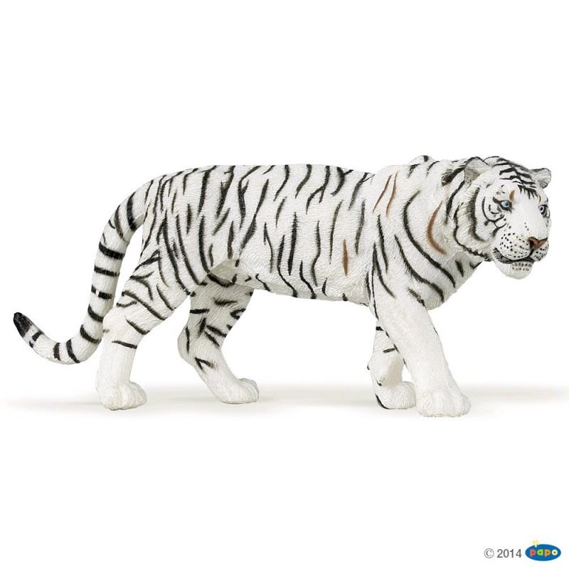 Figura Tigre Blanco Papo 50045