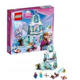 EL BRILLANTE CASTILLO DE HIELO DE ELSA LEGO 41062