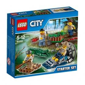 Set de Introducción: Policía del Pantano LEGO 60066