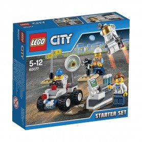SET DE INTRODUCCIÓN: ESPACIO LEGO 60077