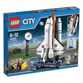 PUERTO ESPACIAL LEGO 60080