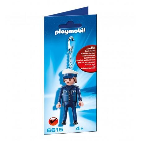 LLAVERO POLICiA PLAYMOBIL 6615