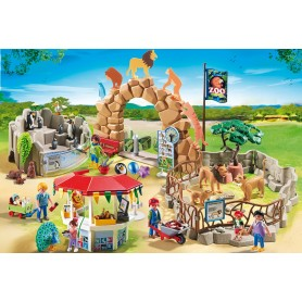 GRAN ZOO PLAYMOBIL 6634