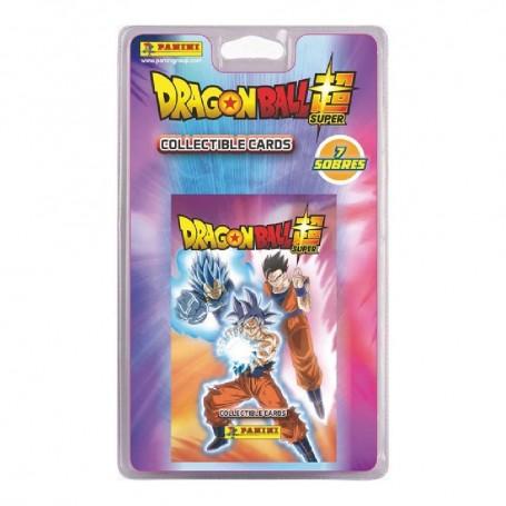 DRAGON BALL SUPER BLISTER 7 SOBRES