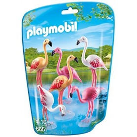 FLAMENCOS PLAYMOBIL 6651