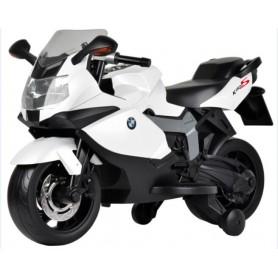 MOTO BMW K 1300S BLANCA