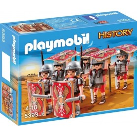 LEGIONARIOS PLAYMOBIL 5393
