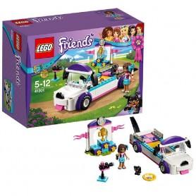 DESFILE DE MASCOTAS 41301 LEGO FRIENDS