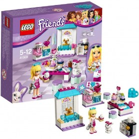 PASTELES DE AMISTAD DE STEPHANIE 41308 LEGO FRIENDS