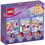 PASTELES DE AMISTAD DE STEPHANIE 41308 LEGO FRIENDS
