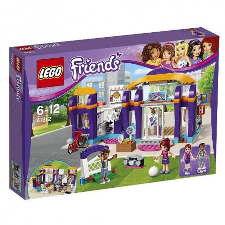 POLIDEPORTIVO DE HEARTLAKE 41312 LEGO FRIENDS