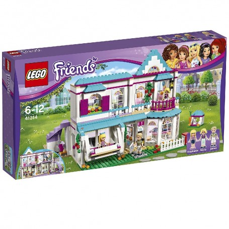CASA DE STEPHANIE 41314 LEGO FRIENDS