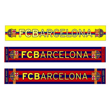 BUFANDA FUTBOL CLUB BARCELONA (surtido: modelos aleatorios)