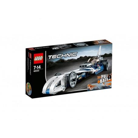 PLUSMARQUISTA LEGO TECHNIC 42033