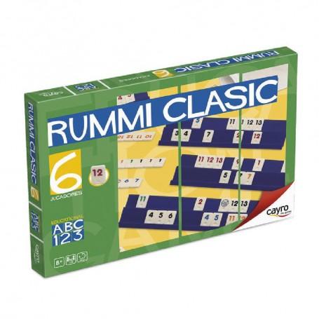 JUEGO RUMMI CLASIC 6 JUGADORES