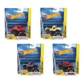 HOT WHEELS - VEHÍCULO MONSTER JAM (SURTIDO)