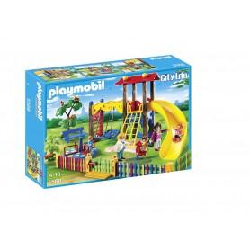 ZONA DE JUEGOS INFANTIL PLAYMOBIL 5568