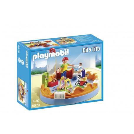 ZONA DE BEBES PLAYMOBIL 5570