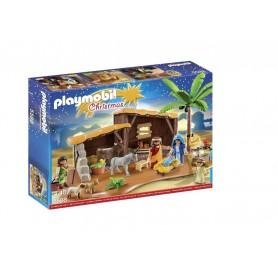 BELEN CON ESTABLO PLAYMOBIL 5588