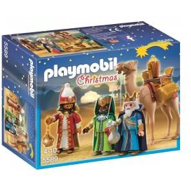 REYES MAGOS PLAYMOBIL 5589