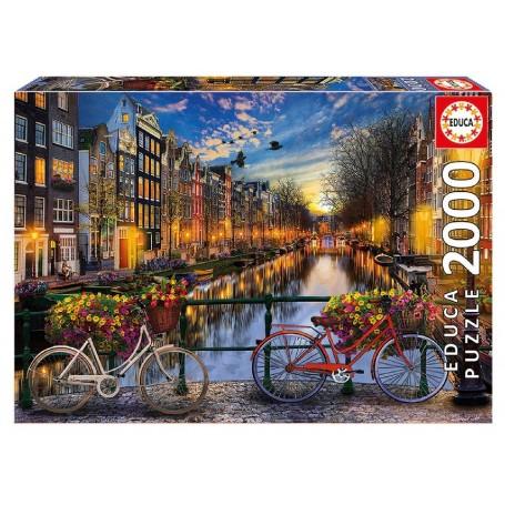 PUZZLE 2000 AMSTERDAM