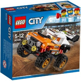 CAMIÓN ACROBÁTICO 60146 LEGO CITY