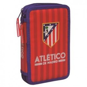 PLUMIER DOBLE ATLETICO MADRID