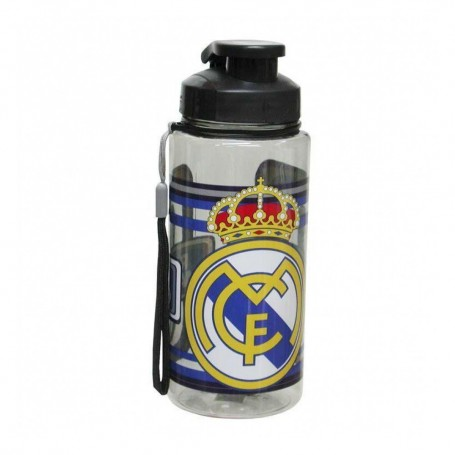BOTELLA REAL MADRID TRANSLUCIDA ASA