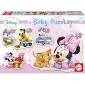 BABY PUZZLE BABY MINNIE